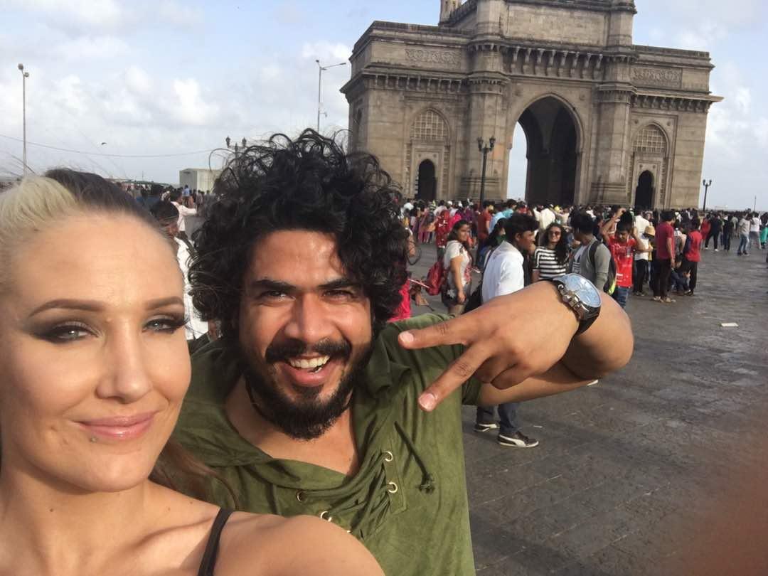 Monumental times ahead!  #gatewayofindia #MahabaliShera @Sienna @IMPACTWrestling @SonySIXtv #IMPACTWrestling #SonySIX #travel #friends #tour <br>http://pic.twitter.com/QF3eAeN2Jb