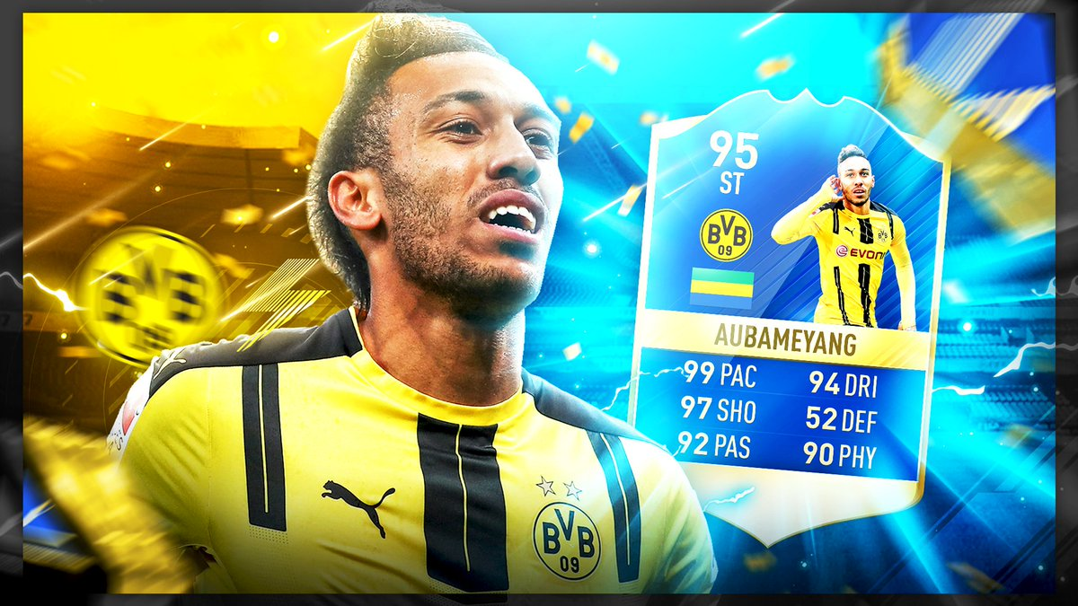 Practice Aubameyang #TOTS Thumbnail!   Support on this would be greatly appreciated  #FIFA17 <br>http://pic.twitter.com/bKOQhRo9pb