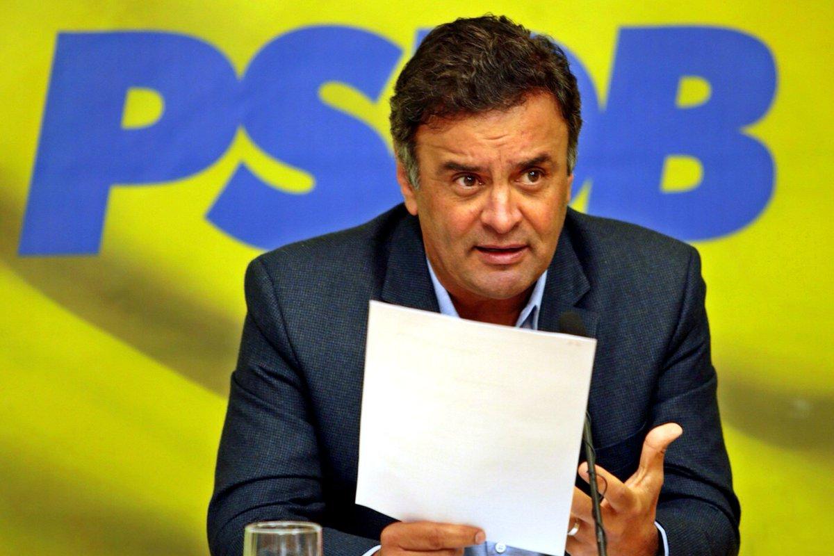 JBS: Aécio recebeu R$ 100 milhões para campanha e compra de apoio https://t.co/h932T6YwCE