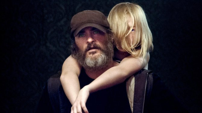 REVIEW: 'You Were Never Really Here' starring #Cannes2017 best actor Joaquin Phoenix https://t.co/9OvoLyBrgQ