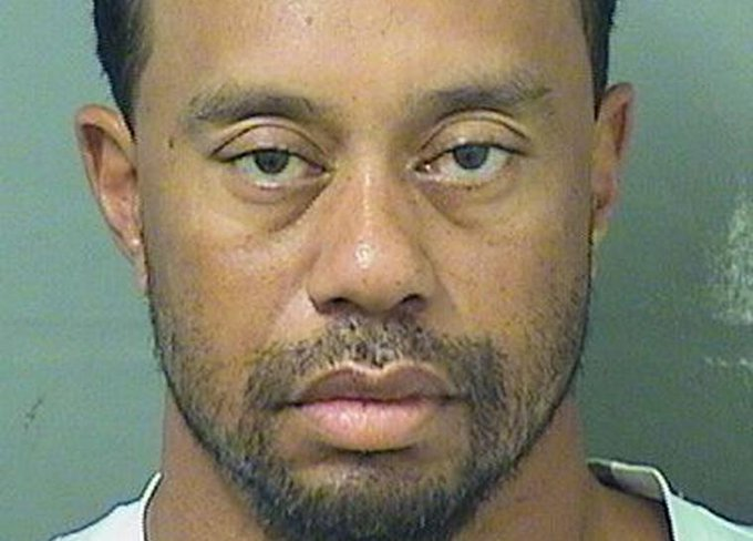 Tiger Woods arrested on DUI charge in Florida https://t.co/p0YLRcR8rC