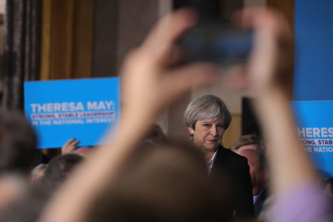Seeing Conservative ads on Facebook? That's because you've been profiled as a Tory voter  https://t.co/52NMa0fU0o