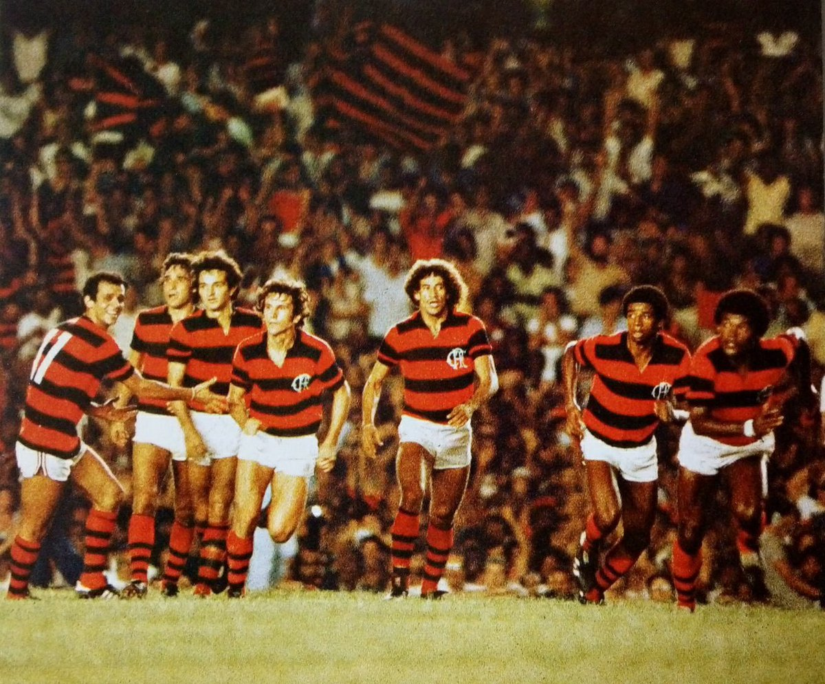 #Flamengo champions of #Brazil in 1980.  MT @antigasfotos_fb<br>http://pic.twitter.com/R3MN2Fe4Ek