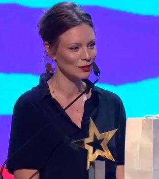 Magdalena Boczarska z nagrodą Osobowość Roku!  Gratulujemy i wszystkiego najlepszego z okazji imienin ;)  #WGGP #Plejada #GalaPlejady pic.twitter.com/ekziz2RymQ