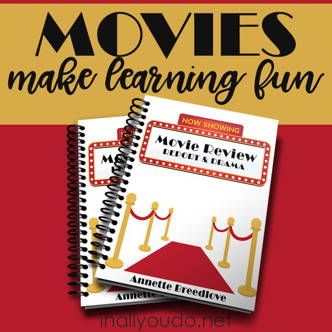 Movies can be both fun &amp; a #learning experience! Check it out #hsmoms #homeschool #moms #homeschooling #hs #byb2017  http:// bit.ly/2qsLp6m  &nbsp;  <br>http://pic.twitter.com/qWwR6FWMNx