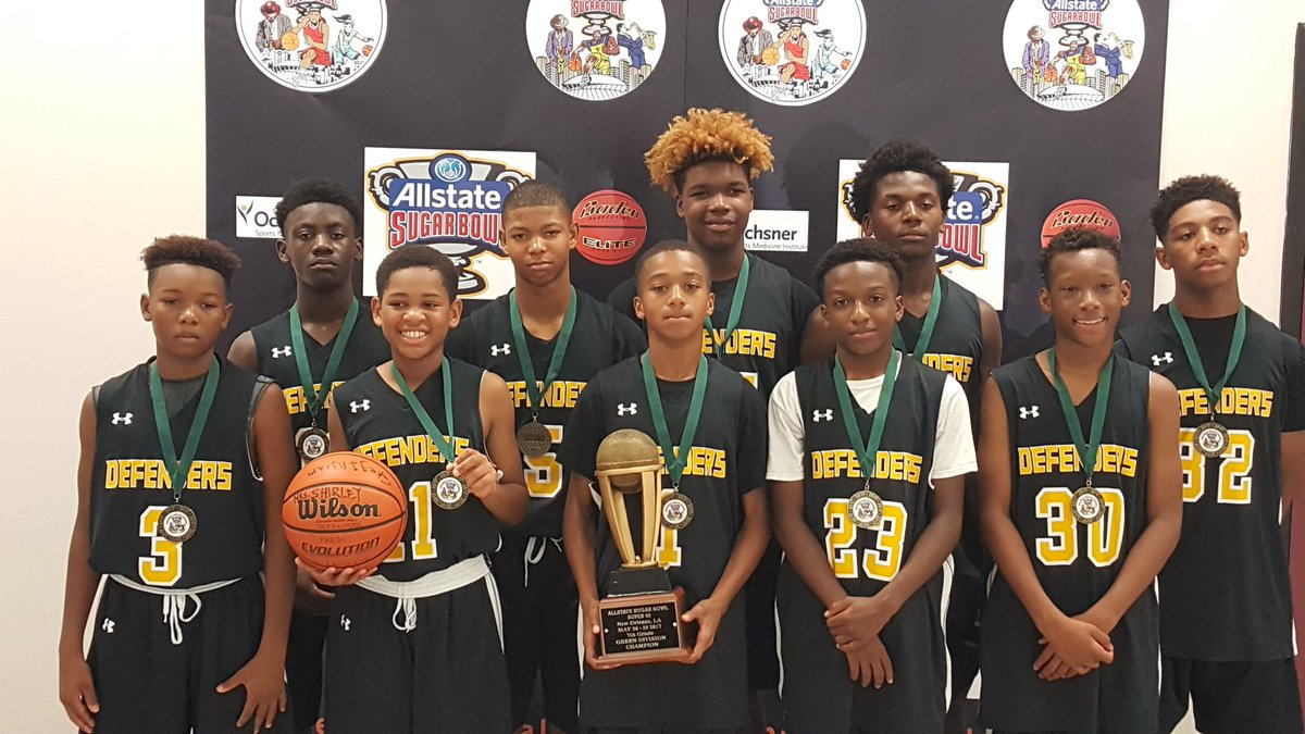 Yes, the boys did it...NOLA SUPER60 GREEN BRACKET CHAMPIONS!!! #NEWDAY  #NEWMINDSET  #LEAVEITALLONTHEFLOOR<br>http://pic.twitter.com/kzsQrFkZ3D