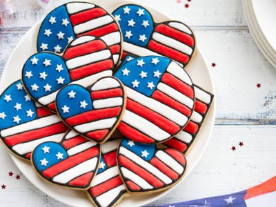 Celebrate Memorial Day With These Patriotic Recipes