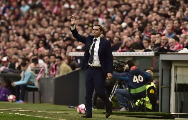 Nouvelle ère: Ernesto Valverde devient le coach du Barça https://t.co/cJg6imbIfX