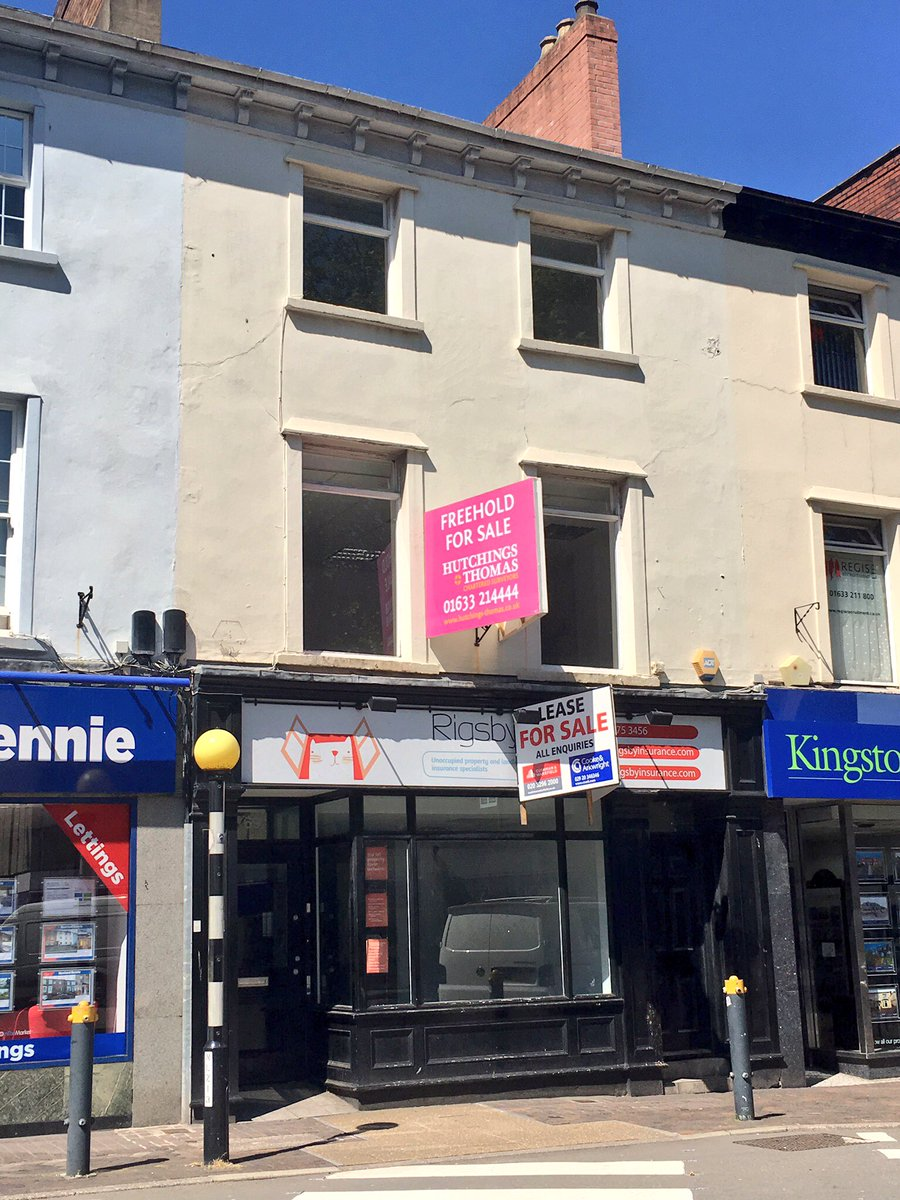 *FREEHOLD FOR SALE* 69 BRIDGE STREET #NEWPORT £265,000 call us to arrange a viewing  #commercial #property #office #retail #PortHour <br>http://pic.twitter.com/yvHpoipbJt