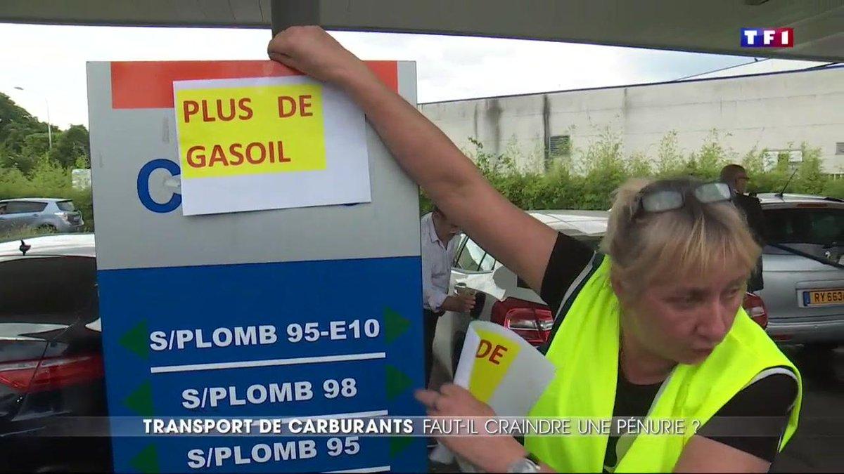 Poursuite de la grève des conducteurs de camions-citernes et des transporteurs de matières dangereuses https://t.co/c3AG6jEOu1