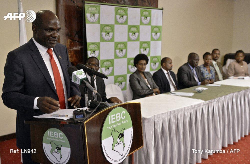 Kenya: huit candidats approuvés pour la présidentielle d'août https://t.co/HZ5VxSn11I #AFP