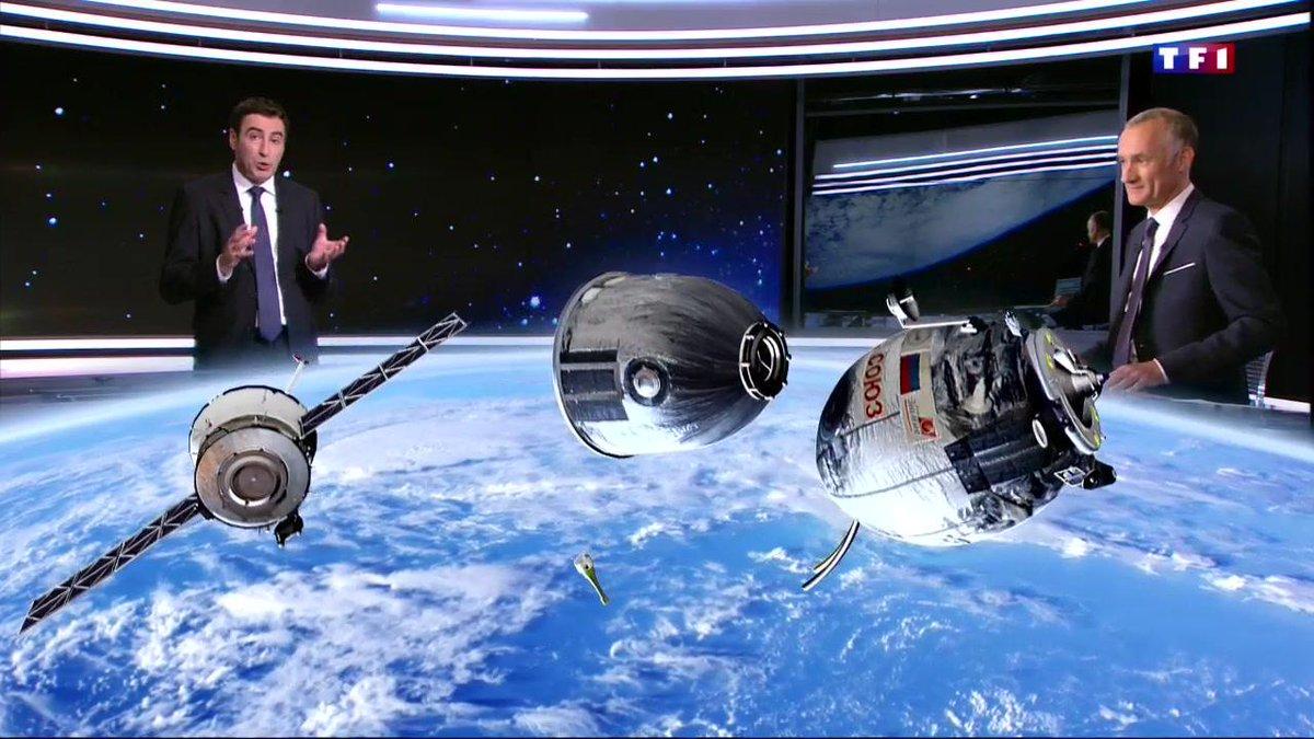 Comment va se passer l'atterrissage de Thomas Pesquet vendredi sur Terre ? https://t.co/28q38X9b1D
