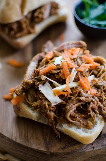 Slow Cooker Pulled Pork — Living Lou