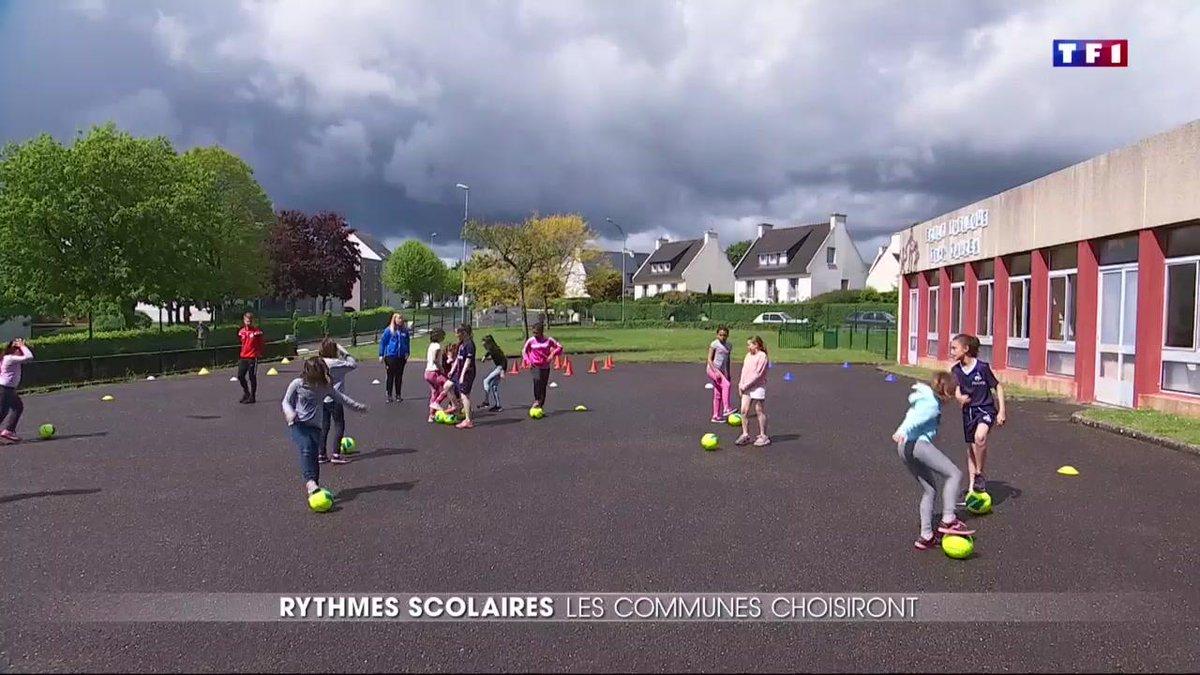 Réforme des rythmes scolaires : un bilan contrasté d'Elancourt à Morlaix https://t.co/dhnx5RRt0M