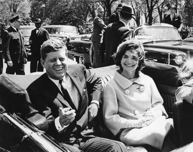 John F. Kennedy would have turned 100 today.