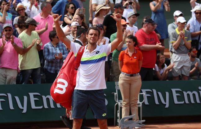 Roland-Garros: C'était «le moteur de sa vie» et c'est fini, on ne verra plus Paul-Henri Mathieu à Roland https://t.co/umnRa9auNY