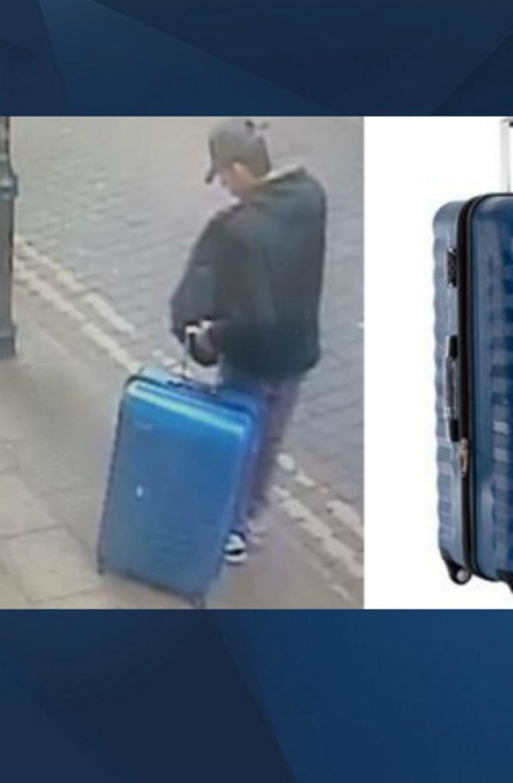 Attentat de Manchester : le contre-terrorisme à la recherche d'une valise bleue ayant appartenue au kamikaze présumé https://t.co/2IU6eRYTyj