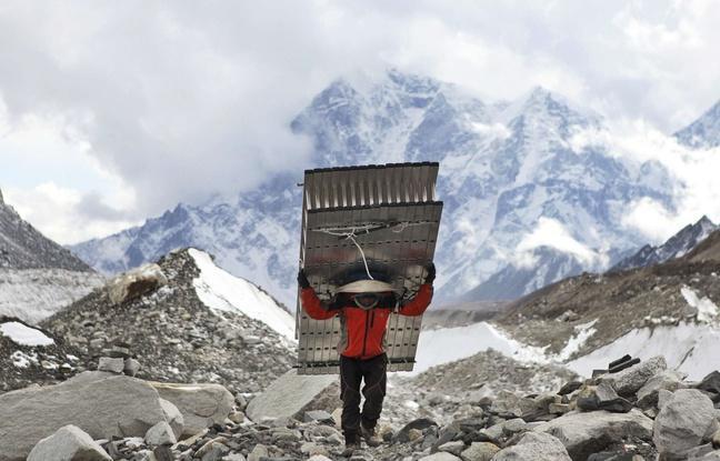 Les Sherpas, des sur-hommes qui n'ont (presque) pas besoin d'oxygène https://t.co/otg5ZhBOZX