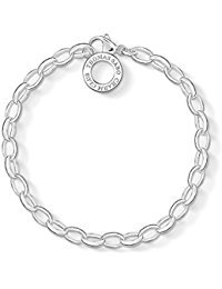 Thomas Sabo Femmes-Bracelet Charm Club Argent Sterling 925 Longeur 17 cm X0031-001-12-M  http:// amzn.to/2qvKosW  &nbsp;   #FeteDesMeres #MothersDay <br>http://pic.twitter.com/PCl9BbhUDM