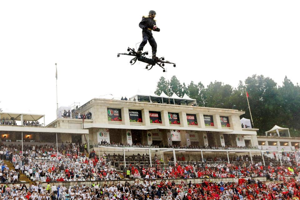 Coppa di Portogallo, porta la palla uomo volando su drone - https://t.co/tqZLwIfTFU #blogsicilianotizie #todaysport