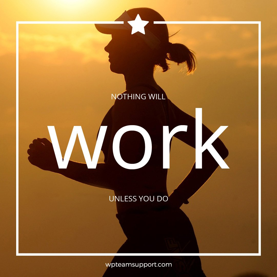 Nothing will work un less you do #quotes #motivationalquotes <br>http://pic.twitter.com/NHpXN5Ltu9