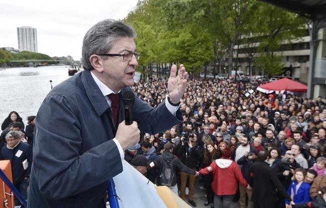 Toulouse: Jean-Luc Mélenchon refait le coup de la péniche pour soutenir les candidats insoumis https://t.co/tQWO5cEHmR