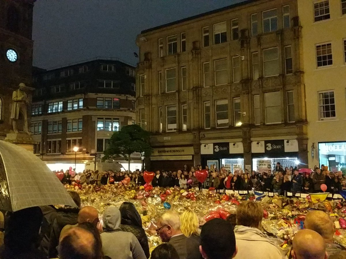 Manchester remembers https://t.co/Xz9pDTzHZw