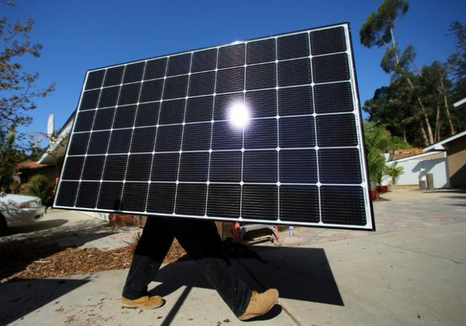 U.S. may put emergency tariffs on solar imports https://t.co/jahEnmzREY