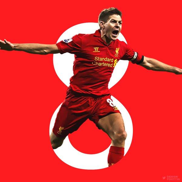 Happy Birthday To Legend LFC, Steven Gerrard 8 # The Best Of Gerrard 8 # This Is Anfield