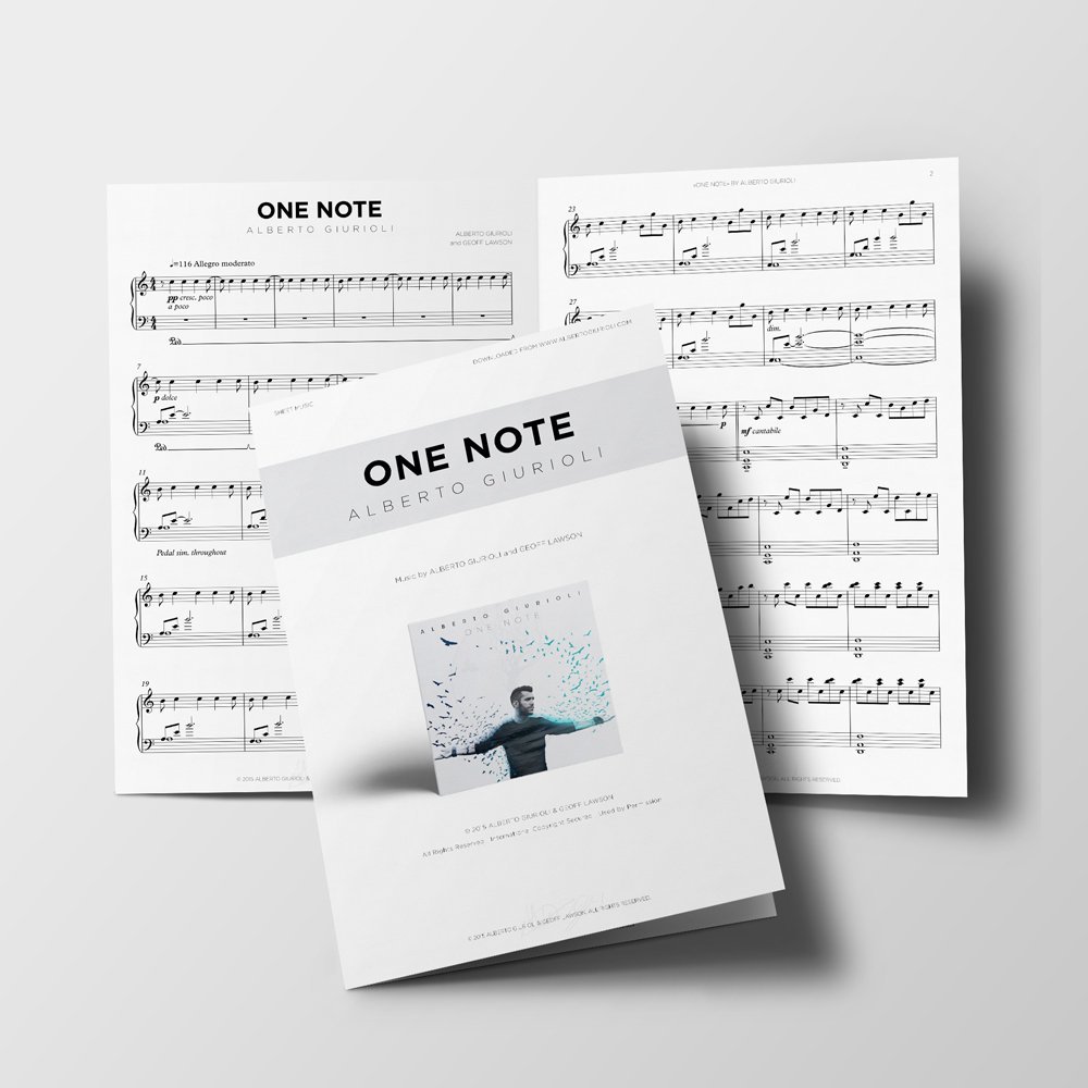 Download for #FREE the #musicsheet of my track #OneNote. #Record #Post #share a #video with me. #Enjoy    https://www. toneden.io/alberto-giurio li/post/one-note-piano-music-sheet &nbsp; … <br>http://pic.twitter.com/ZGbsDlMHAO