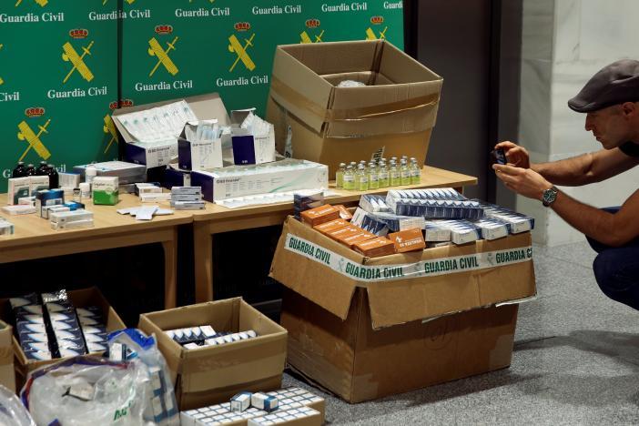 Spagna, raid della polizia e 14 arresti per vendita di sostanze dopanti - https://t.co/SCenACwVut #blogsicilianotizie #todaysport