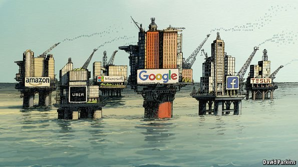 The world's most valuable resource is no longer oil, but #data  http://www. economist.com/news/leaders/2 1721656-data-economy-demands-new-approach-antitrust-rules-worlds-most-valuable-resource &nbsp; …  via @TheEconomist<br>http://pic.twitter.com/8LUcS7juQl