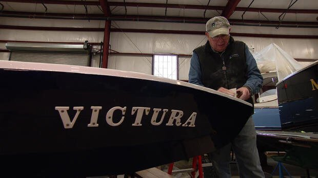 John F. Kennedy's beloved sailboat Victura is back on display; JFK's dad gave him the boat when he was 15 https://t.co/q8oLhadmuN