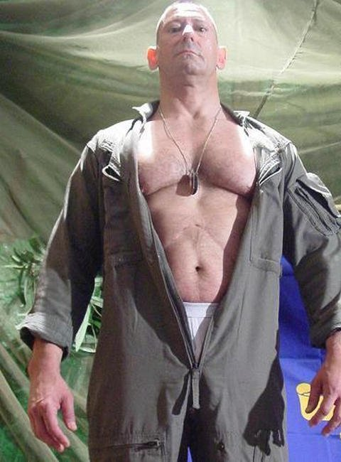 SAY HI to Navy Bud at  http:// GLOBALFIGHT.com  &nbsp;   #navy #military #memorialday #memorialweekend #veteran #hairychest #muscle #man #pecs #woof<br>http://pic.twitter.com/TfaGpiFfOd