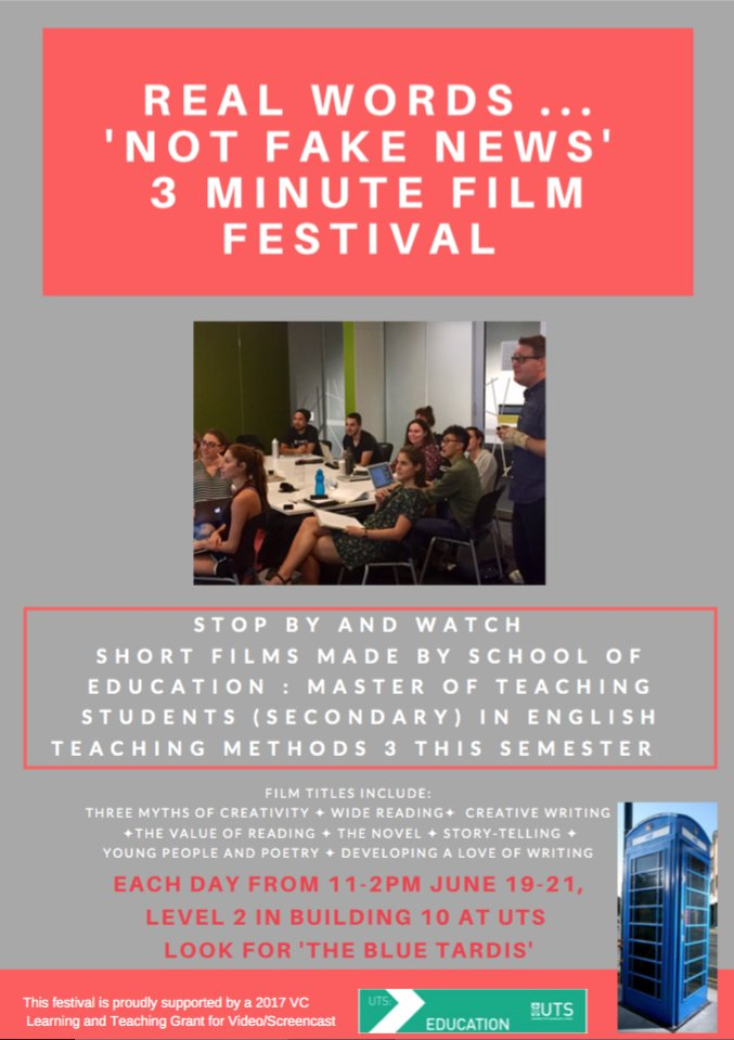 5 Education Stories To Watch In 2017 >> Jane Hunter On Twitter Three Weeks Until This 3m Film Festival