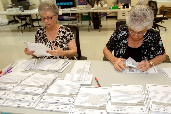 Pima County judge: Ballot images not subject to public release https://t.co/uImfJdU8Oy