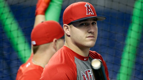 Get well Mike! Millville's @MikeTrout to disabled list for 1st time in career https://t.co/G9vHGixLqA