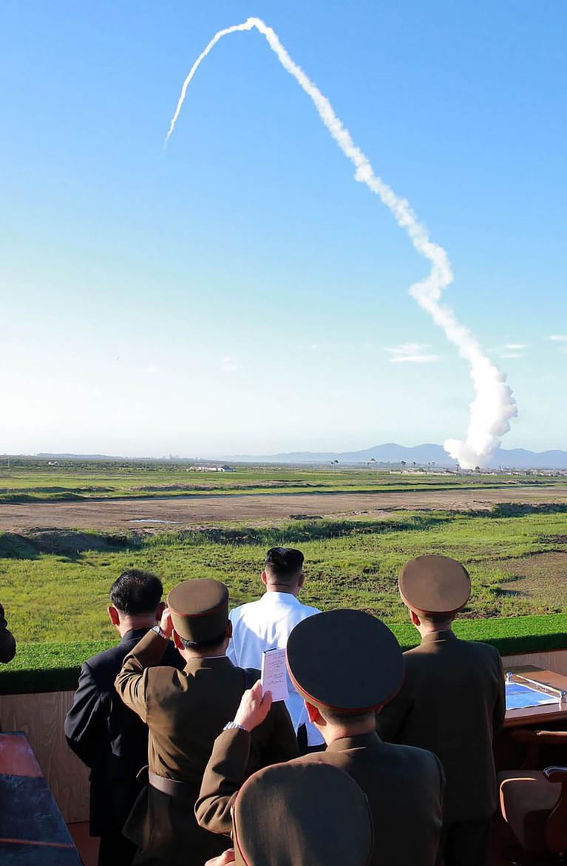 Les condamnations internationales s'abattent sur la Corée du Nord après un nouveau tir de missile https://t.co/Bt7sA3Dszj