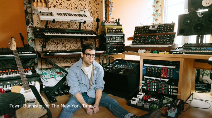 You may not know Jack Antonoff. But you probably love his music. https://t.co/OK2YaJFIh6