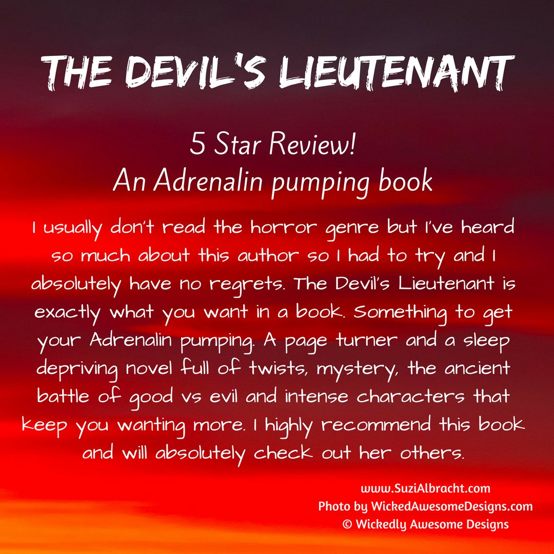 ReadersGazette: RT SuziAlbracht: Bloody Mary ain't got nothing on Carl Royce.  http:// Ibooks2read.com/TheDevilsLieut enant &nbsp; …  #ASMSG #TWD… <br>http://pic.twitter.com/87XO9BGzyd