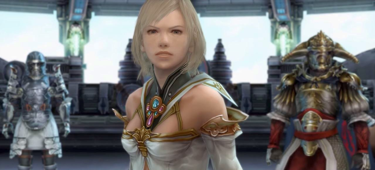 Final Fantasy XII: The Zodiac Age Gambit System Trailer