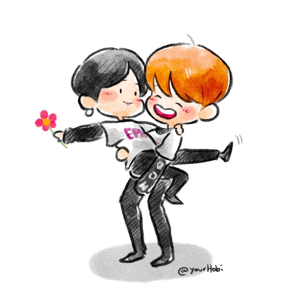 ��☀️ #jihope #hopemin https://t.co/bBzPnMe075