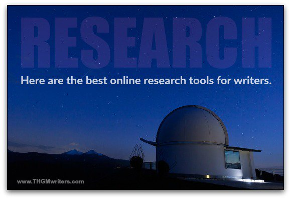 Clever research tools for #writers:  http:// thgmwriters.com/blog/online-re search-tools-writers/ &nbsp; …   #research #writingtips<br>http://pic.twitter.com/eshYP1qC60