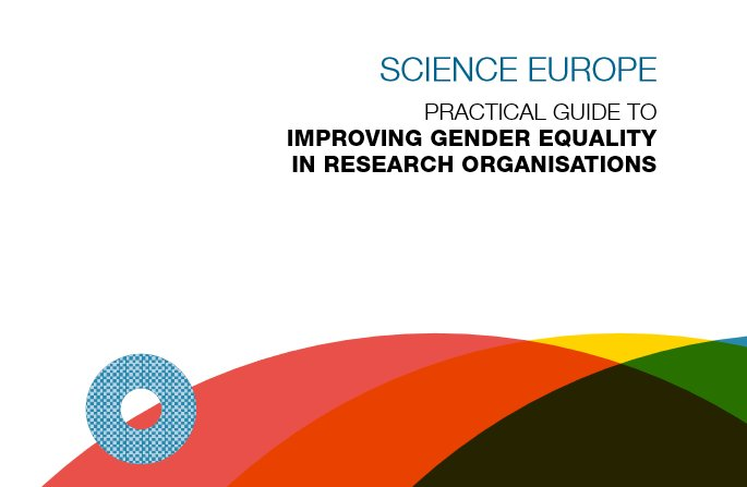 How to improve #genderequality in #research organisations discussed today at 5th @WomenRectors conference:  http:// scieur.org/gender-guide  &nbsp;  <br>http://pic.twitter.com/xi2lwQjerY