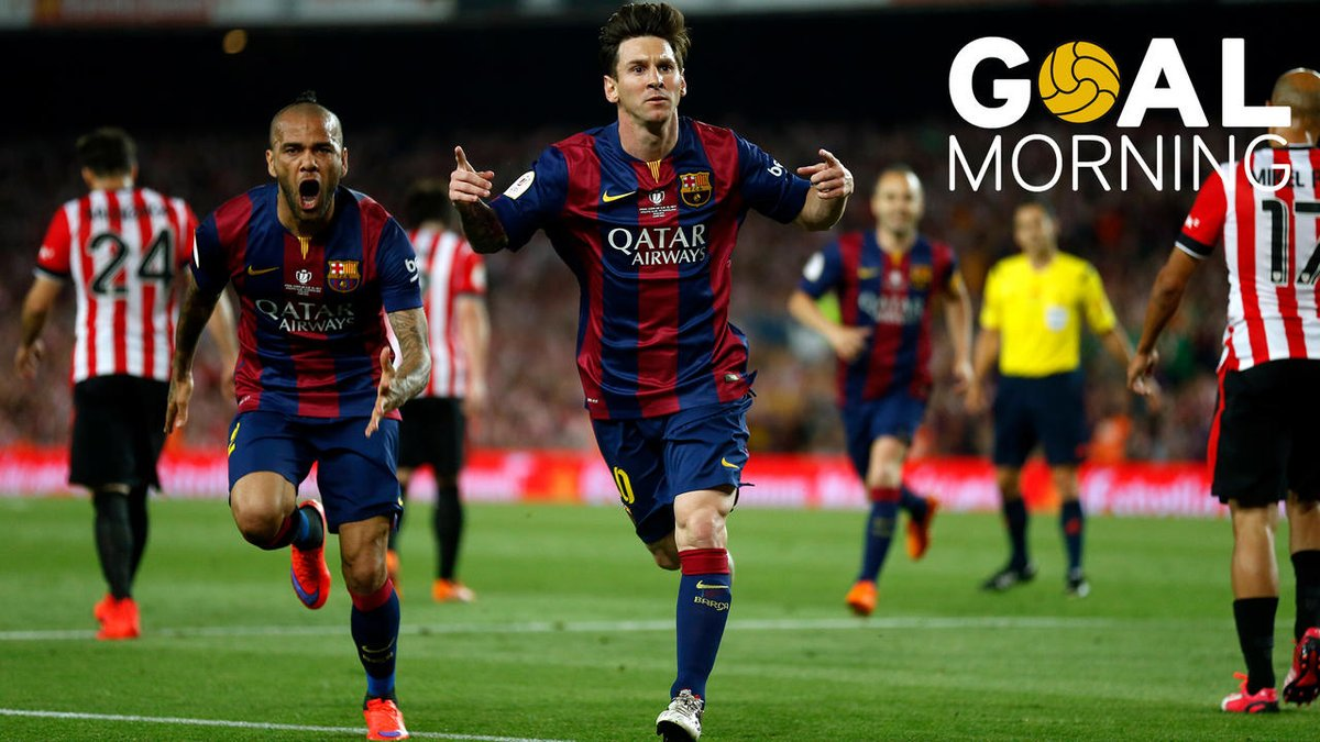 GAL MORNING!!! It&#39;s 2 years today since this treasure from Leo #Messi<br>http://pic.twitter.com/Cv3dF8iINo  http:// dlvr.it/PGqGqx  &nbsp;  <br>http://pic.twitter.com/hlDml3wmeG