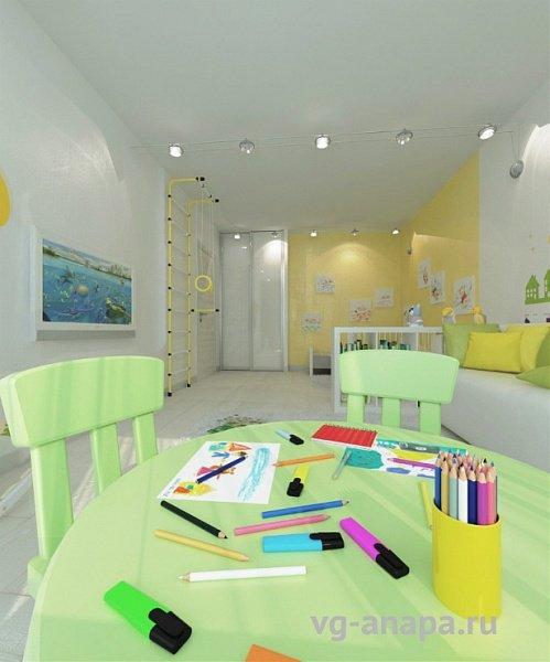 дизайн детской комнаты для девочки мансарда фото
