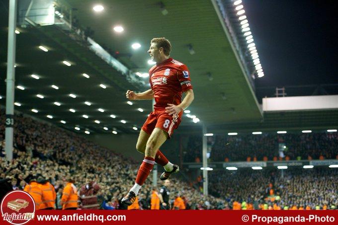 Happy Birthday Steven Gerrard   3  7  today