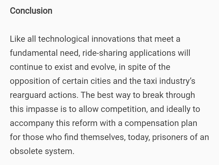 Thumbnail for Taxis Vs Uber & Cabify: una solución razonable