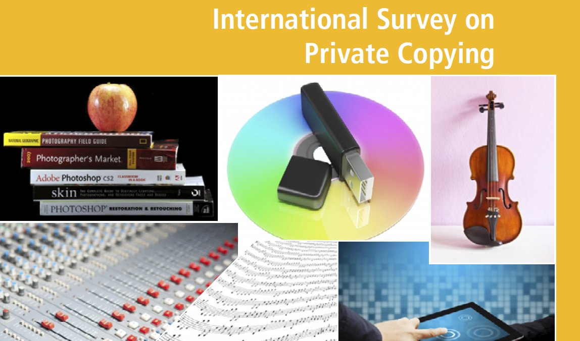 New: International Survey on Private Copying – Law and Practice 2016:  http:// ow.ly/xKQw30c92CI  &nbsp;  . #copyright <br>http://pic.twitter.com/n6OSGhbI5f