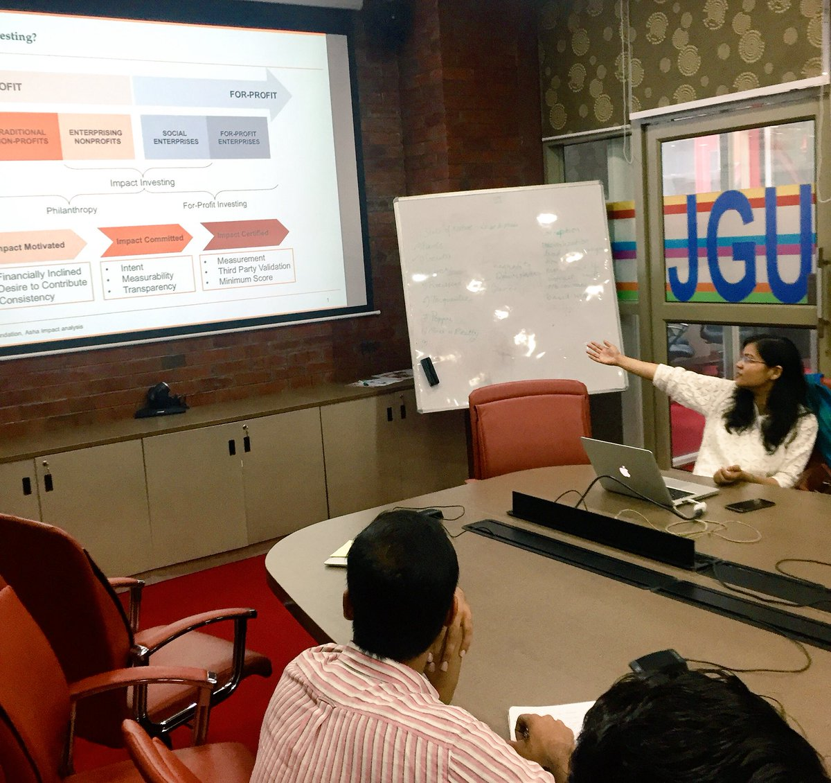What is impact investing? #TEDi session with Alpana Srivastava from @ashaimpact #impinv <br>http://pic.twitter.com/c9deryZik2